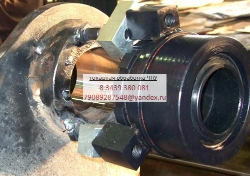 токарная обработка инструментальной стали