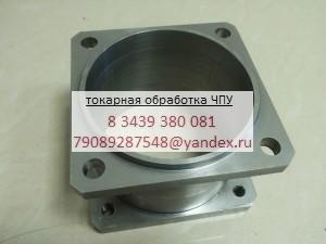 Токарно-фрезерная обработка ЧПУ