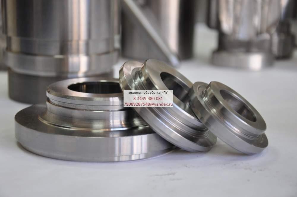 Токарная обработка металла ЧПУ