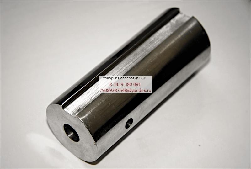 Изготовление втулок из стали